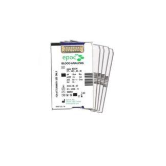31631 Epoc Testkort-kassett Scandivet