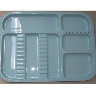 D1036 Instrumentbricka Plast Scandivet