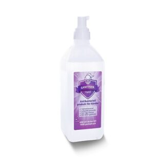385003 Bacteria Shield Handdes 600ml Scandivet