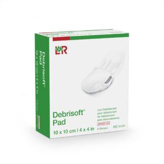 155195 debrisoft pad 10x10 steril scandivet