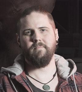 Porträttfoto på Martin Lundborg från Scandivet.